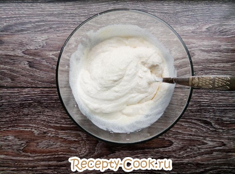 мокрый бисквит для торта рецепт с фото