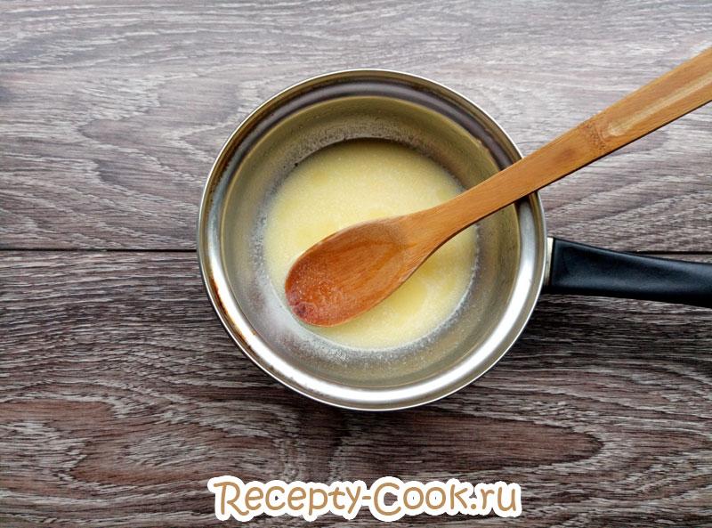 кекс творожный рецепт