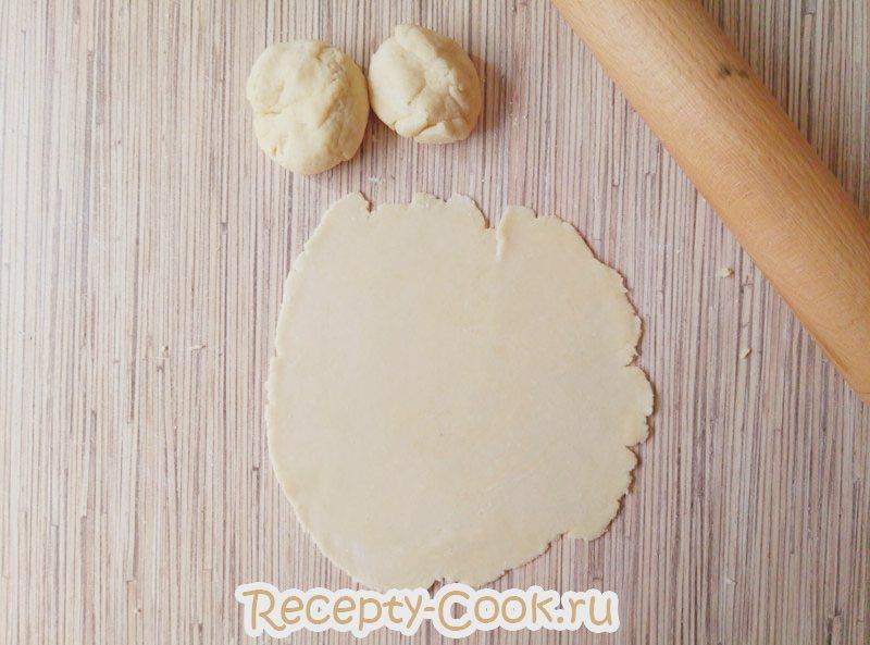тесто на чебуреки рецепт