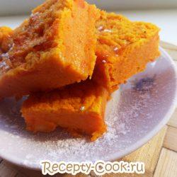 Запеканка из моркови как в детском саду рецепт