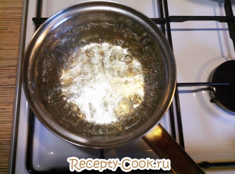 яйцо пашот пошагово
