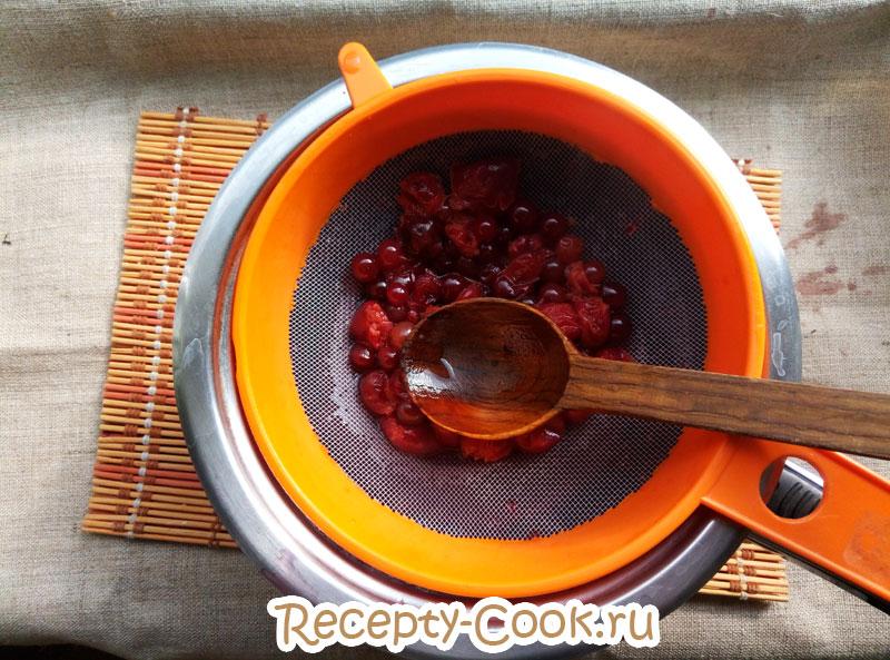 вишневый курд для торта рецепт