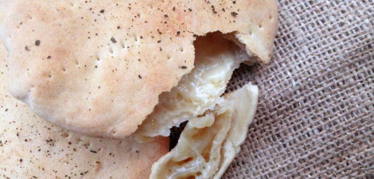Итальянская фокачча с сыром