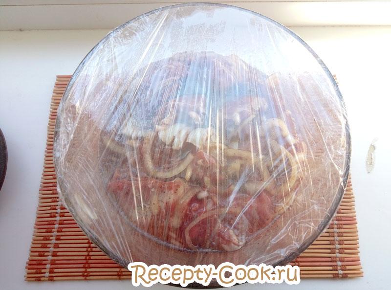 маринад для говядины для запекания