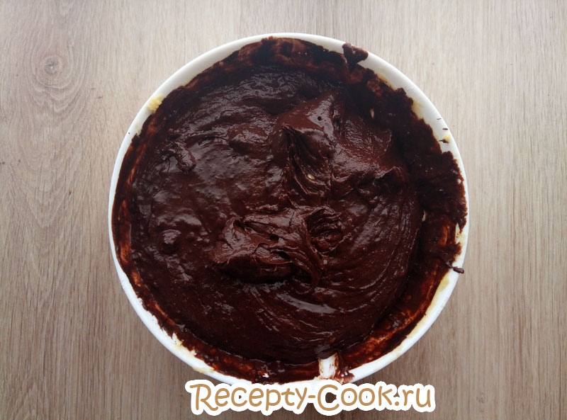 торт пища дьявола рецепт