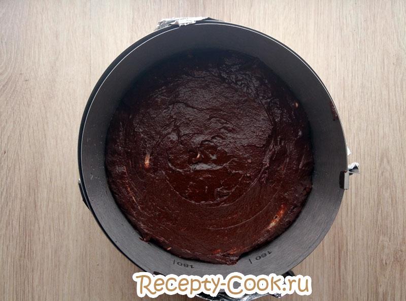 торт пища дьявола фото