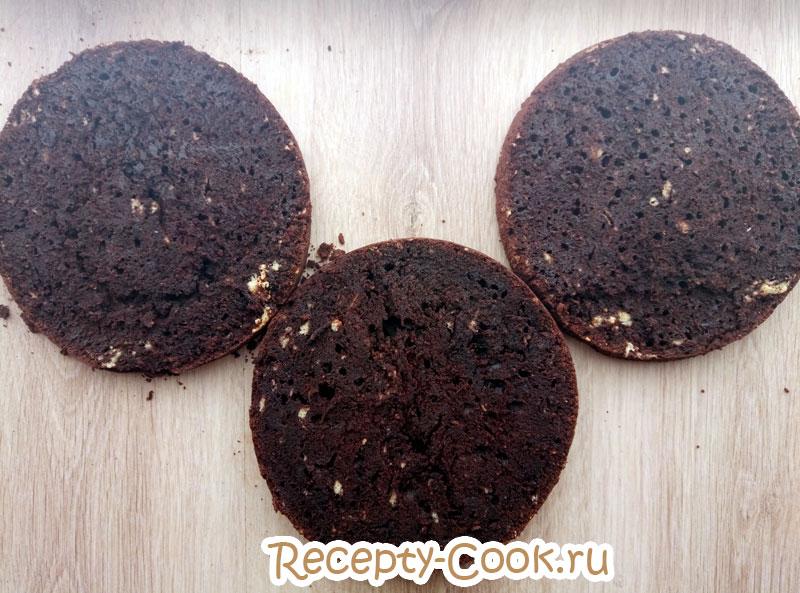 торт дьявол рецепт с фото