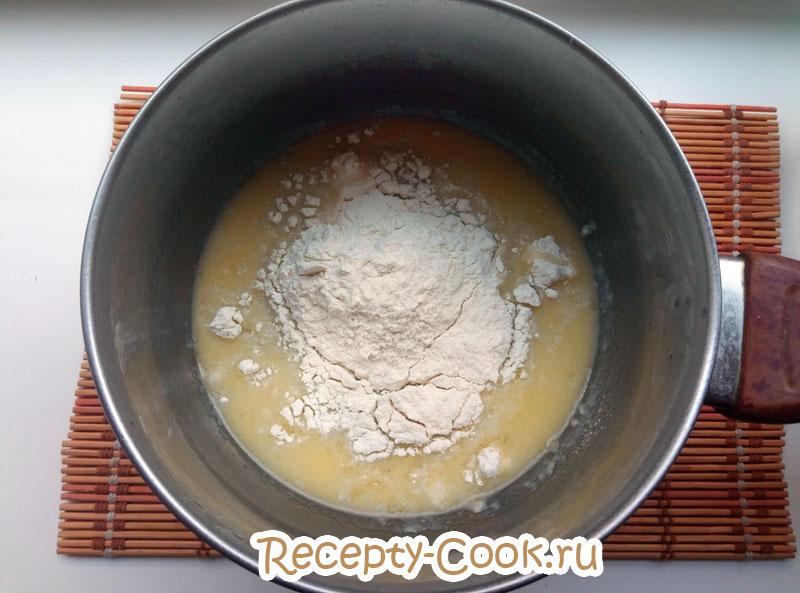суфле из цветной капусты рецепт