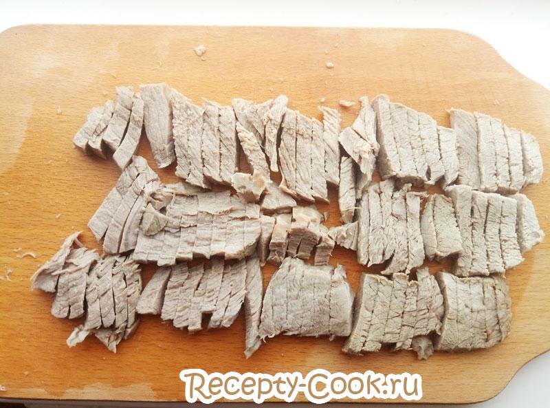 как приготовить жульен из мяса
