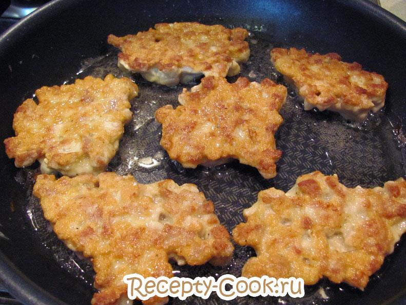 отбивные из говядины на сковороде рецепт
