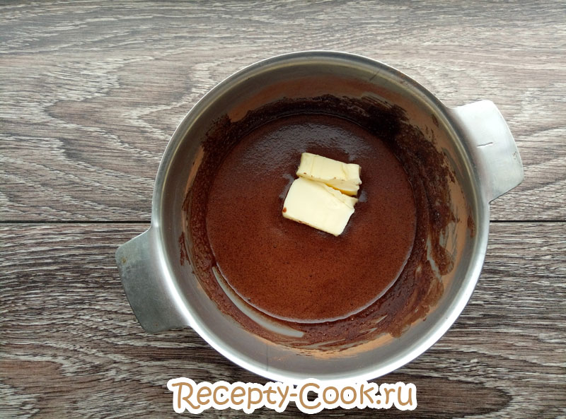 шоколадный соус без шоколада