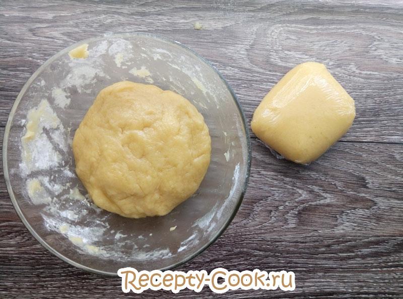 тертый пирог с вареньем рецепт