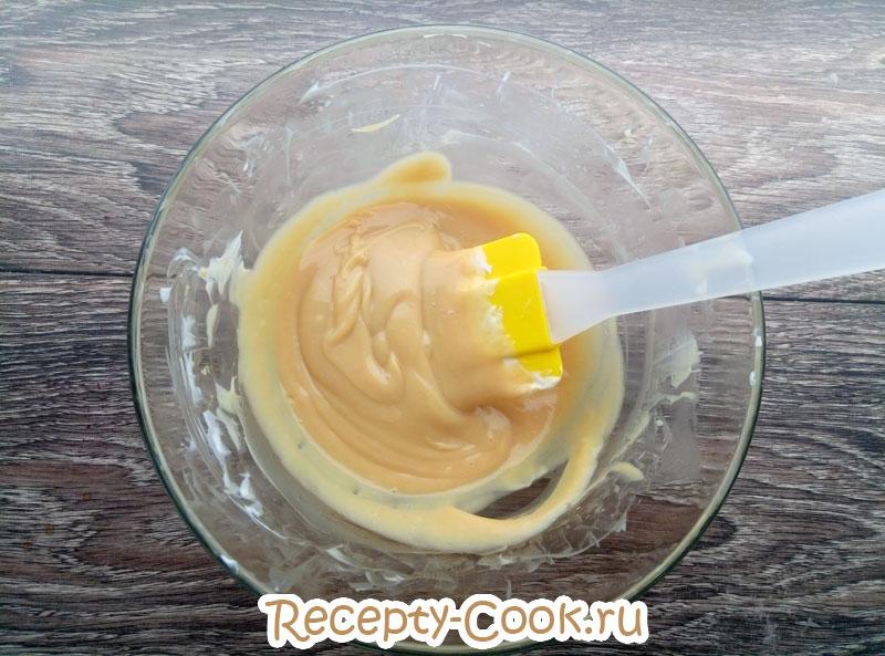 мусс для торта из йогурта