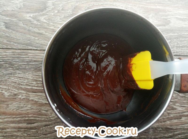 крем для торта трюфель