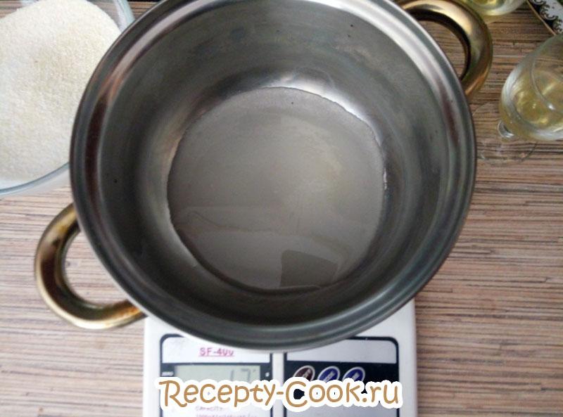 макаруны рецепт