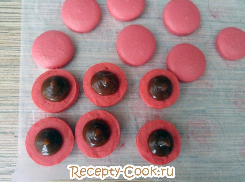 макаруны рецепт в домашних
