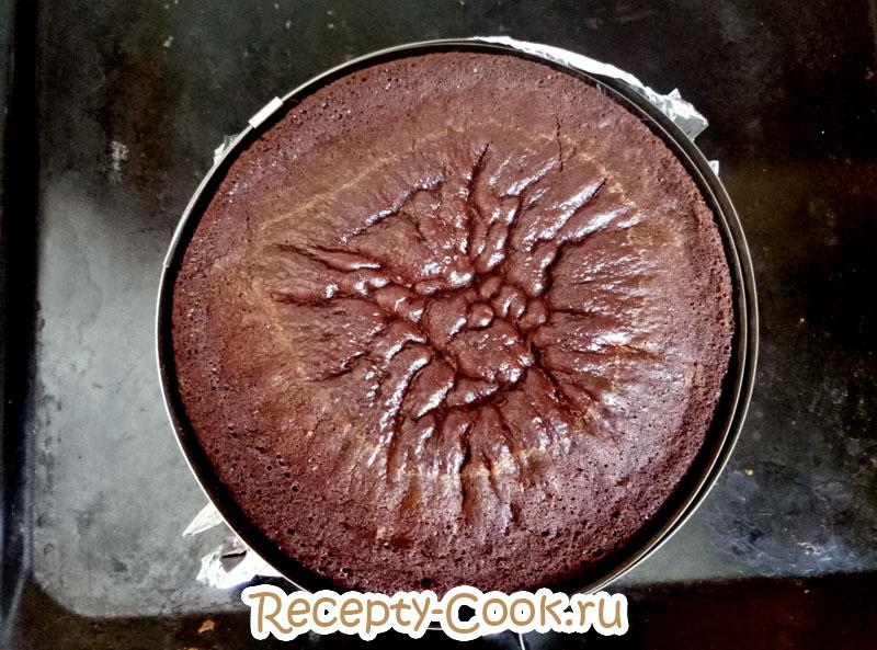 шоколадный торт на раз два три энди