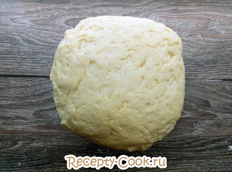 начинка рис с яйцом