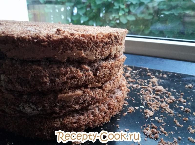 торт шварцвальд классический