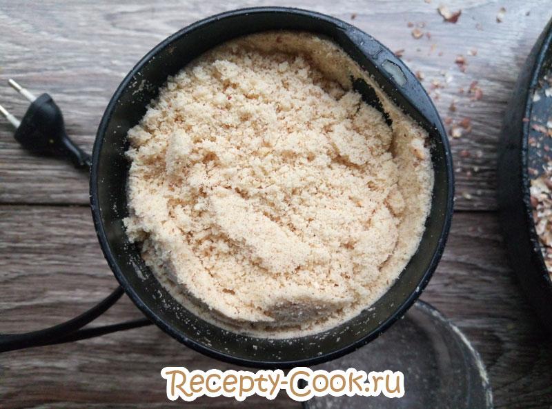 домашняя арахисовая паста