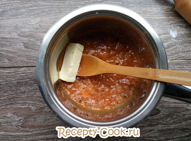 карамельный соус рецепт в домашних
