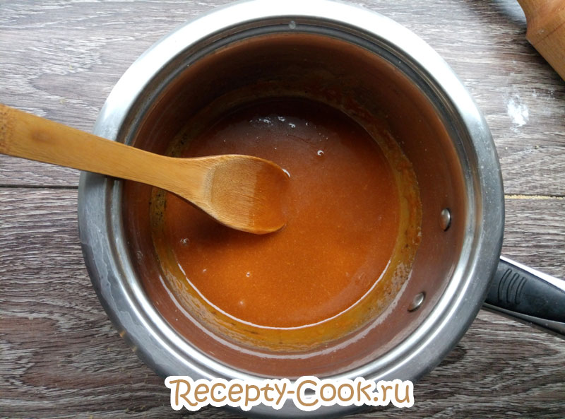 карамельный соус в домашних условиях рецепт