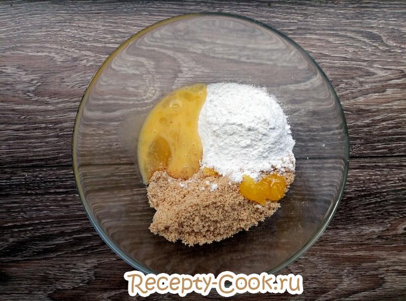 бисквит джоконда