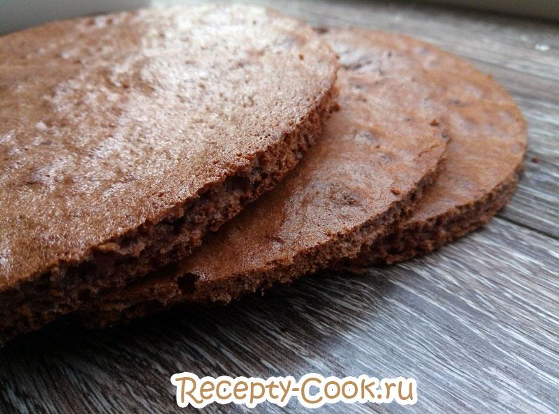 миндальный бисквит джоконда рецепт