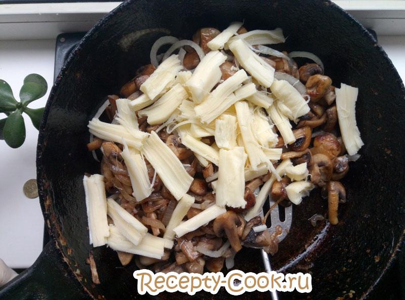 рецепт курицы с начинкой в духовке
