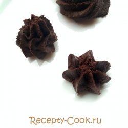 Шоколадно-кофейный крем