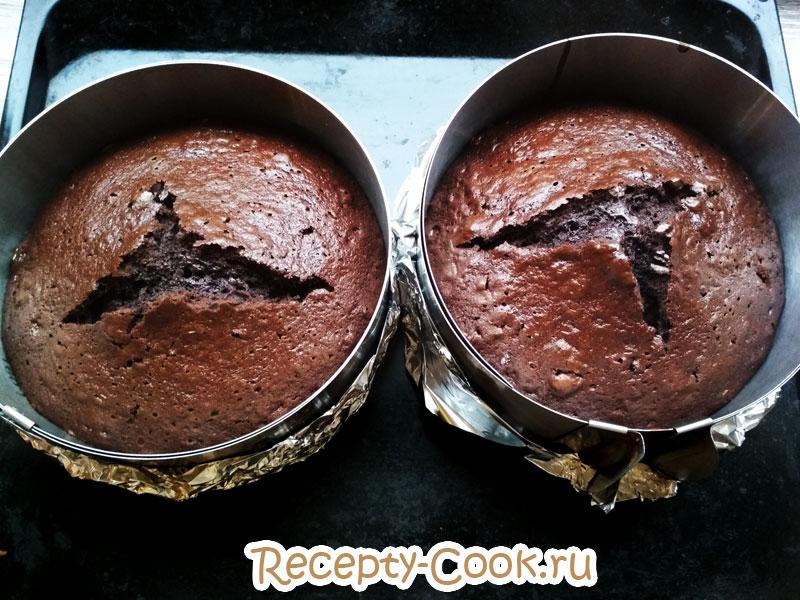 торт темный ларри рецепт