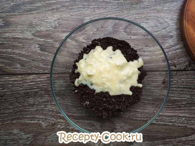 сливочный мусс для торта